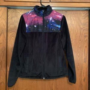 Fila sport galaxy bib fleece jacket